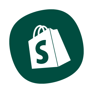 Icon: Shopify by helphouse.io